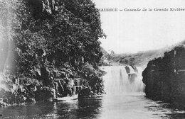 3601 Cpa Maurice - Cascade De La Grande Rivière - Maurice