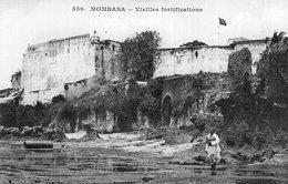 3605 Cpa Kenya - Mombasa, Vieilles Fortifications - Kenya