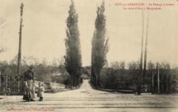 21 - Côte D'Or - Env. De MontBard - Aisy Sur Armançon - Le Passage à Niveau - La Route à Rougemnt - C 8971 - Montbard