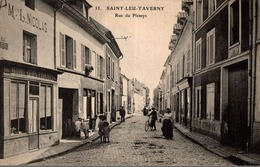SAINT LEU TAVERNY RUE DU PLESSYS - Saint Leu La Foret