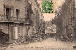 S2608 Cpa 34 Bédarieux - Le Faubourg - Bedarieux