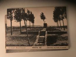 Ardooie Ardoye Ehrenfriedhof Kriegerfriedhof Ypern Flandern Menen Wald Kerling Friedhof - Ardooie