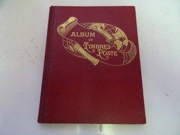 ALBUM DE TIMBRES 1936   YVERT  & TELLIER- 500 Timbres - Collections (en Albums)