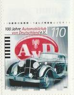 PIA - GER- 1999 : Centenario Dell' Automobile Club Di Germania - (Yv 1875) - Automobili
