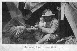 S2619 Cpa Militaire - Zona Di Guerra  .... 1917 - Guerre 1914-18