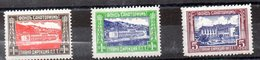 Serie De Bulgaria Expreso Nº Yvert 13/15 ** Valor Catálogo 12.0€ - Sellos De Urgencia