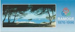 France Pochette Emission Commune 1996 France-Italie-Monaco - Autres