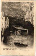 CPA RAUZAN-Table Au Milieu Du Grand Couloir Intérieur Des Grottes (28474) - France