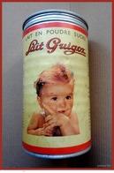 Ancienne Boite De Lait Guigoz  Alu - Boîtes