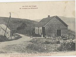 Col Des  Bagenelle  Ou  Le Haut Bonhomme    Ou Cote Sainte Marie - Frankreich