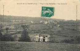 61 , LE GUE DE LA CHAINE , Village De La Bataille , * 430 90 - Francia