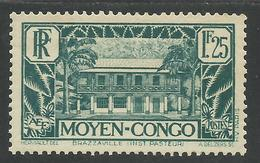 CONGO 1933 - YT 128A** - Unused Stamps
