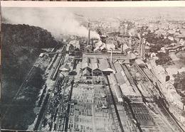 DUDELANGE Vue Generale De L,usine - Postkaarten
