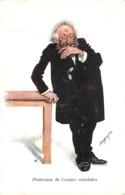Illustration De Carl Josef Pollak , Professeur De Langues Orientales , * 431 51 - Autres Illustrateurs
