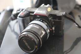 MINOLTA 5000 Pour Film   Un Grand Classique Des Années 90    Avec étui En Cuir, Manuels, Accessoires - Fototoestellen