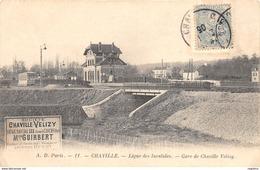 92-CHAVILLE-N°167-F/0149 - Chaville