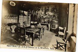 CPA METTRAY - Chateau De La Ribellerie - Salle A Manger (229176) - Mettray