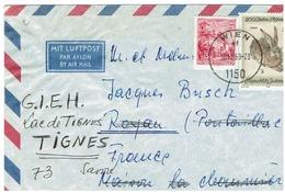 AUTRICHE - Lièvre Sur Lettre Du 16/12/69 De Vienne - Machine Stamps (ATM)