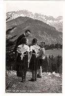 Propaganda Karte, ADOLF HITLER Mit Jugend In Den Bergen - Weltkrieg 1939-45