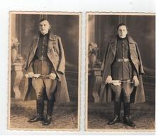2 Belgische Soldaten Te Identificeren; Originele Foto - Personnages