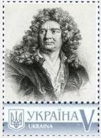 Ukraine 2018, World Literature, Poet Jean-Baptiste Racine, 1v - Ukraine