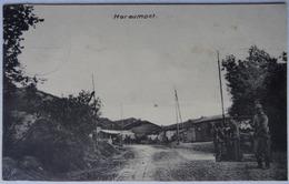 Cpa Haraumont, Meuse, Carte Allemande, Feldpost, 1917, WW1 - Frankreich
