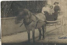Carte  Photo  Ecrite De Neufchateau En 1916 - France