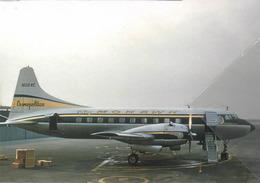 Mohawk Airlines Mid-Atlantic US Convair 240 Cosmopolitan N1024C Airlines At IDL Aereo - 1946-....: Era Moderna