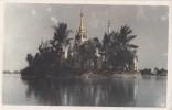 ZS7544 Rangoon Used Bad Shape - Myanmar (Burma)