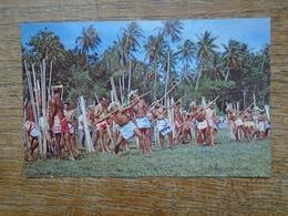 Patia Fa , Manifestation Folklorique Unique Au Monde - Tahiti