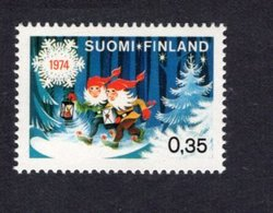 1974 SCOTT 552 POSTFRIS MINT  NEVER HINGED EINWANDFREI (XX)  CHRISTMAS - Unused Stamps