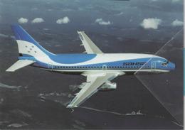 Sahsa Airlines (Servicio Aéreo De Honduras SA) B737 Aviation HR-SHA Airplane B-737 - 1946-....: Era Moderna