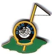 GOLF - G11 - OPEN UAP - Verso : P.L.G. - Golf
