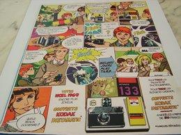ANCIENNE PUBLICITE COFFRET KODAK  INSTAMATIC  1964 - Photographie