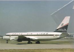 DAL - Delta Air Lines Convair 880-22-2 N8817E Airplane At MEM Aereo - 1946-....: Era Moderna