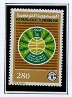 Tunisie - Tunesien - Tunisia 1986 Y&T N°1070 - Michel N°1133 *** - 280m FAO - Tunesië (1956-...)
