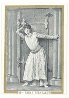 Chromo Mme Sarah Bernhardt - Trade Cards