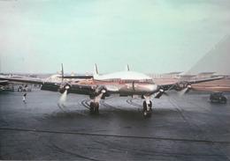 DAL -Delta Airlines Lockheed Costellation Aereo L-749 At Airplane - 1946-....: Era Moderna