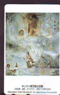 Télécarte Japon * SALVADOR DALI * PEINTURE ESPANA * ART (2357)  Japan * Phonecard * KUNST TK - Peinture