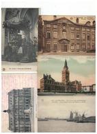 Antwerpen Anvers 100 Oude Postkaarten - Ansichtskarten
