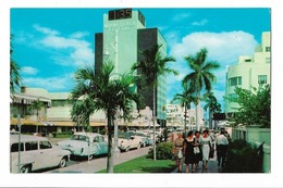 ETATS-UNIS / LINCOLN ROAD 5TH AVENUE OF THE SOUTH - MIAMI BEACH'S - Miami Beach