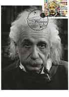 CARTE MAXIMUM - MAXICARD - MAXIMUM KARTE - MAXIMUM CARD - FRANCE - ALBERT EINSTEIN - Albert Einstein