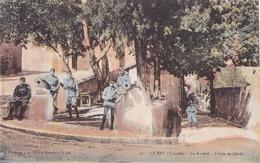 LE KEF  -  LA KASBAH  -  CORPS DE GARDE - Tunesië
