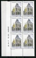 RC 13375 FRANCE N° 5146  ABBATIALE DE SAINT BENOIT SUR LOIRE COIN DATÉ A LA FACIALE NEUF ** - France