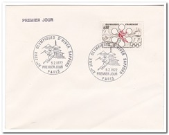 Frankrijk 1972, Winter Olympics - Winter 1972: Sapporo