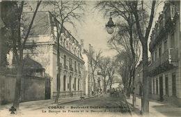 CHARENTE  COGNAC  Banque De Françe - Cognac