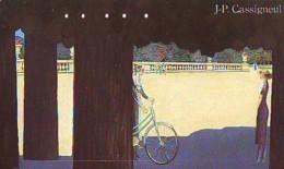 Télécarte Japon * CASSIGNEUL * PEINTURE FRANCE * ART (2359)  Japan * Phonecard * KUNST TK - Peinture