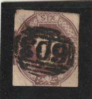 **** ANGLETERRE *** England ***  -  -  émission Relief - N° 5 Entier - Côte 1000€ - 1840-1901 (Victoria)