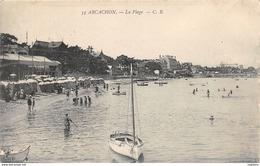 33-ARCACHON-N°334-F/0091 - Arcachon