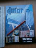 2006 DINAR Serbia Coin Numismatic Magazine Yugoslavia Medal Order SERBIAN Banknote Money ANTIQUE GREECE Illyria MEDIEVAL - Sonstige Sprachen